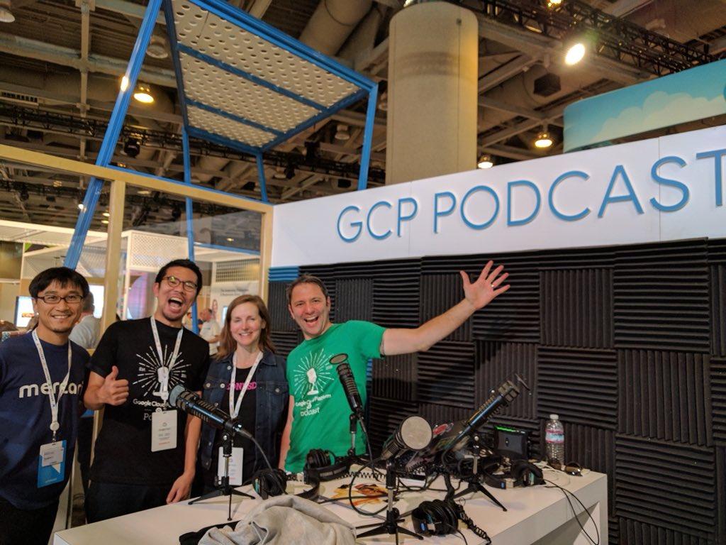 Google Cloud Platform Podcast - TopPodcast com